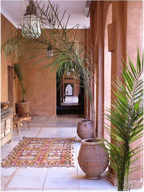 Hotels  Lodging Kasbah Bab Ourika in Morocco portrait 5