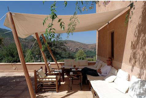 Hotels  Lodging Kasbah Bab Ourika in Morocco portrait 11