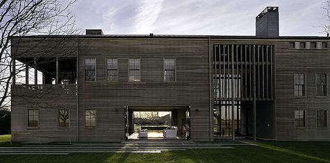 Architect Visit Leroy Street Studio and CCS Architecture portrait 7