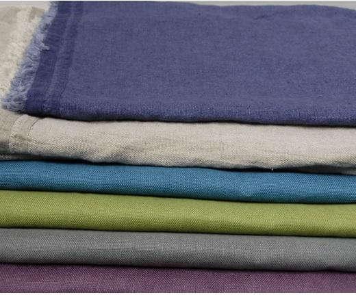 linen works blue green gray