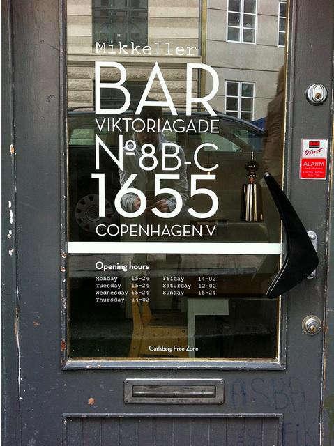 Restaurant Visit Mikkeller Bar in Copenhagen portrait 3
