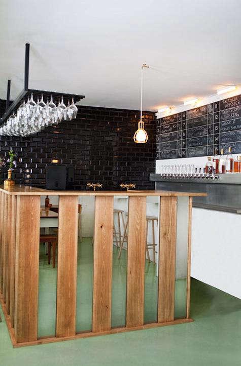 Restaurant Visit Mikkeller Bar in Copenhagen portrait 4