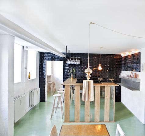 Restaurant Visit Mikkeller Bar in Copenhagen portrait 9