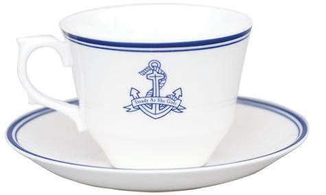 Tabletop: We Love Karou Nautical Dinnerware portrait 2