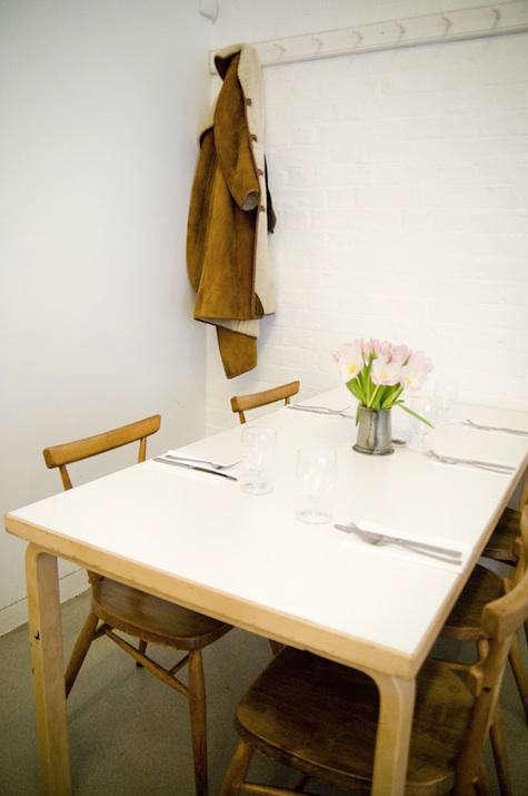 Restaurant Visit Rochelle Canteen in London portrait 10