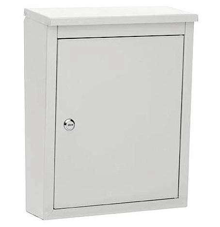 soho mailbox white one