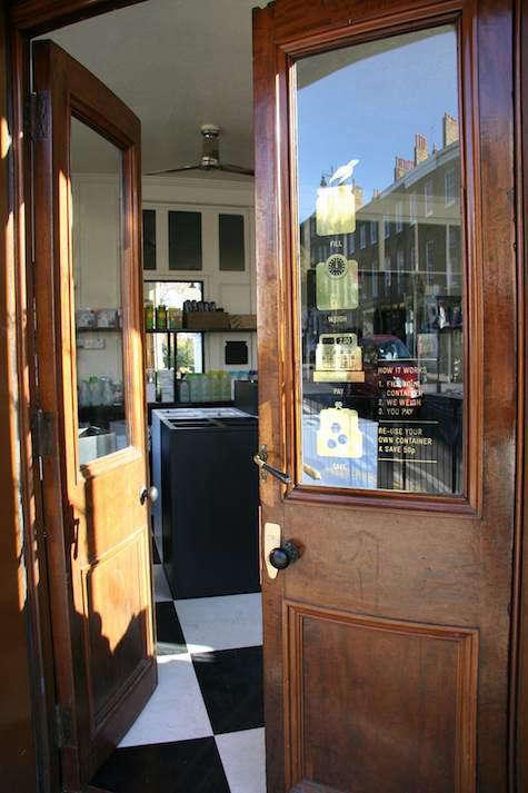 Shoppers Diary Unpackaged in Clerkenwell portrait 5