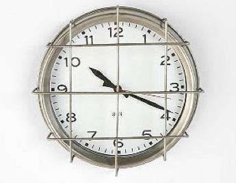 urban outfitters clock 7