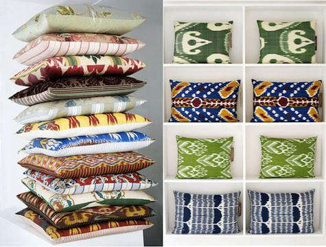 Fabrics  Linens Yastik in Istanbul portrait 5