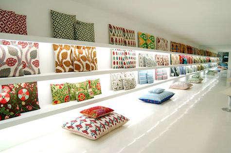 Fabrics  Linens Yastik in Istanbul portrait 3