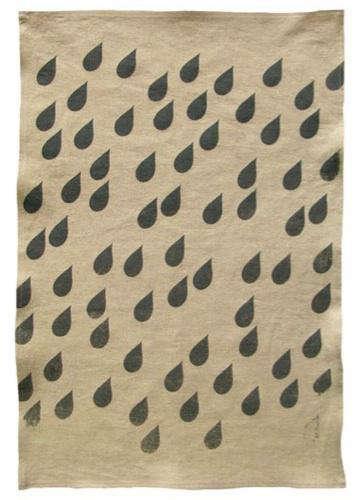 Kitchen Linen Tea Towels by Zakka Nouveau portrait 4