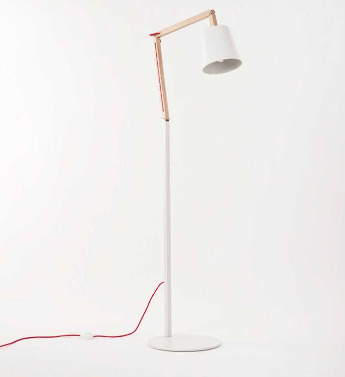 700 1angle floor lamp