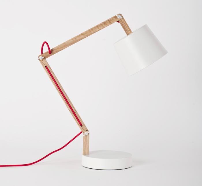 700 1angle table lamp