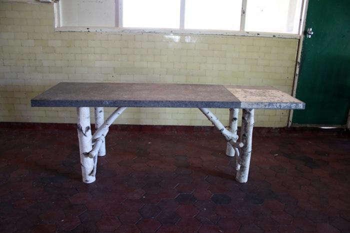 Found Furniture Twiggy in Australia portrait 5