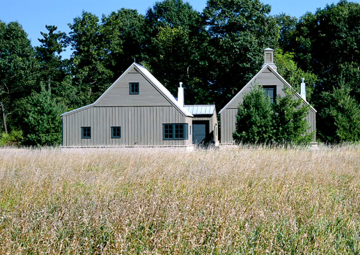 The Architect Is In A Utility Barn as Architectural Moment portrait 4