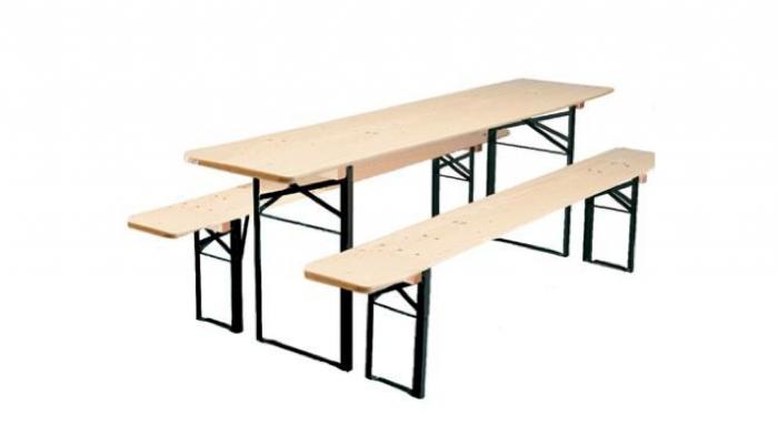 700 biergarten table germany