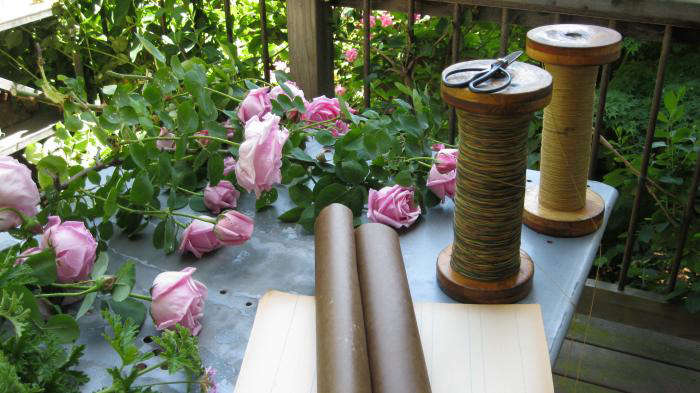 700 bouquet prep 1