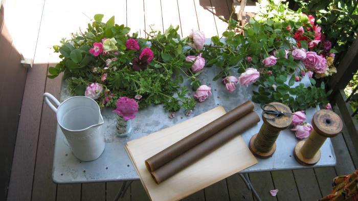 700 bouquet prep 2