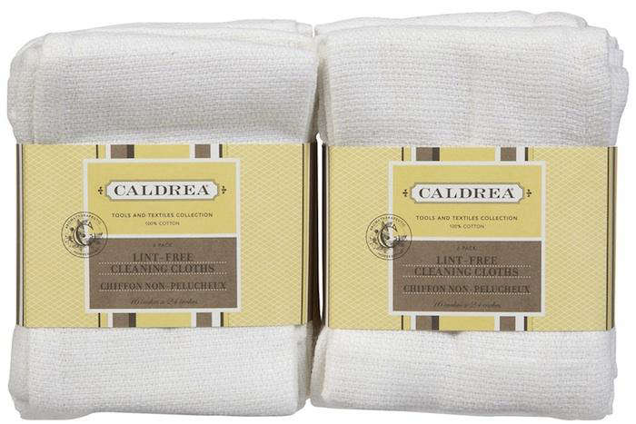 700 caldrea lint free cleaning cloth
