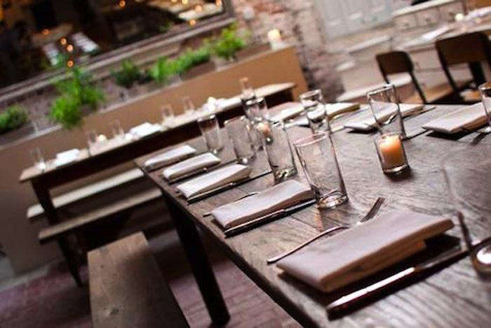 700 fat radish indoor tables
