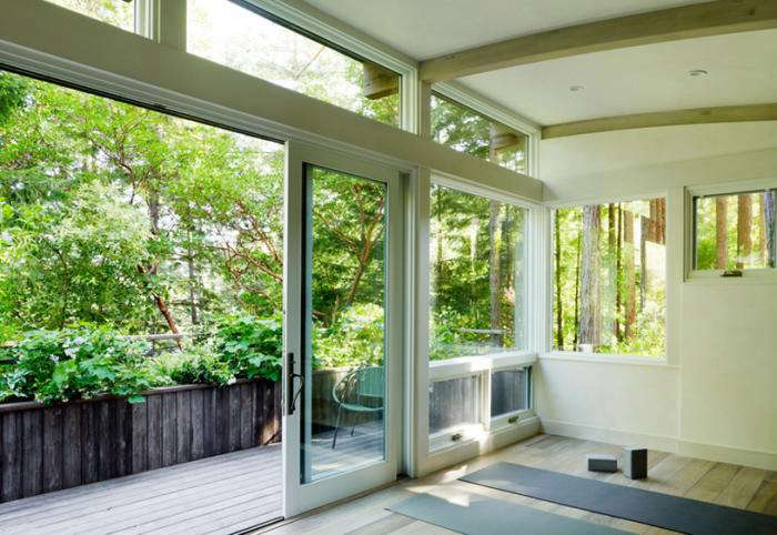 Feldman Architecture Cottages in the Mill Valley Forest portrait 8