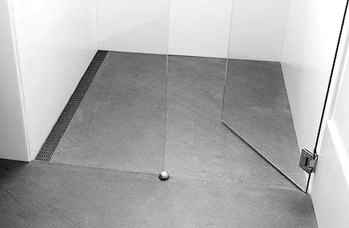 700 infinity drain liniear side wall