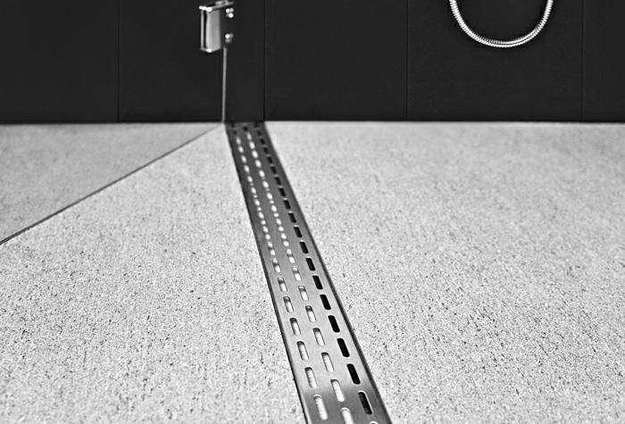 700 infinity drain threshold linear