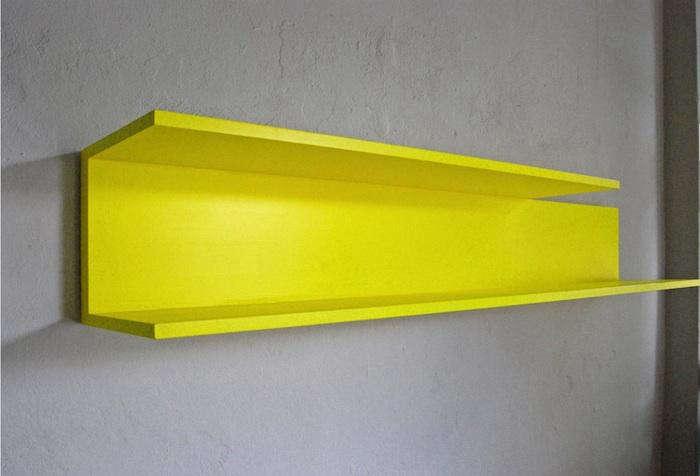700 kolor yellow shelf