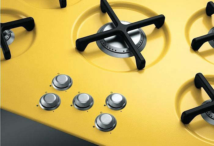 700 marc newson yellow cook top