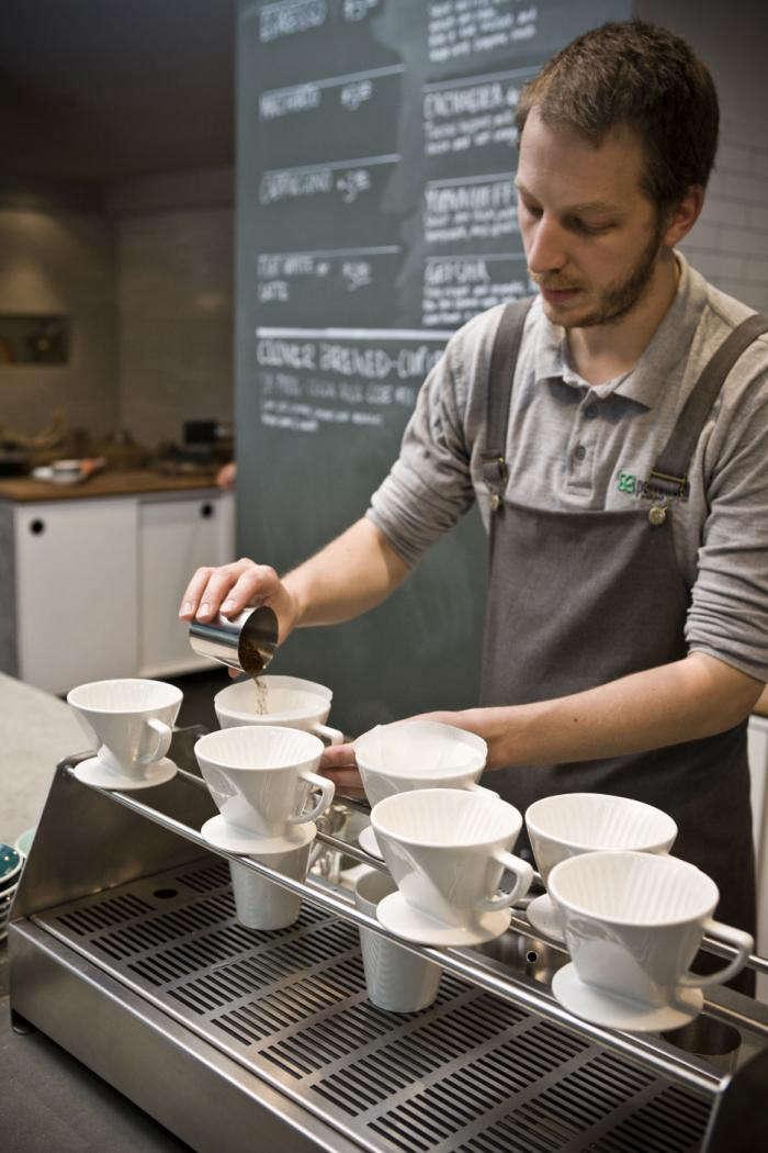700 market lane drip coffee barista