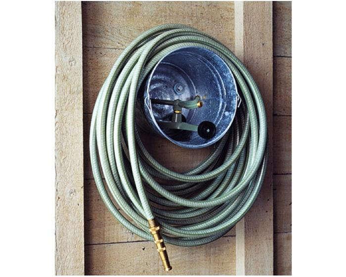 700 martha stewart bucket hose holder