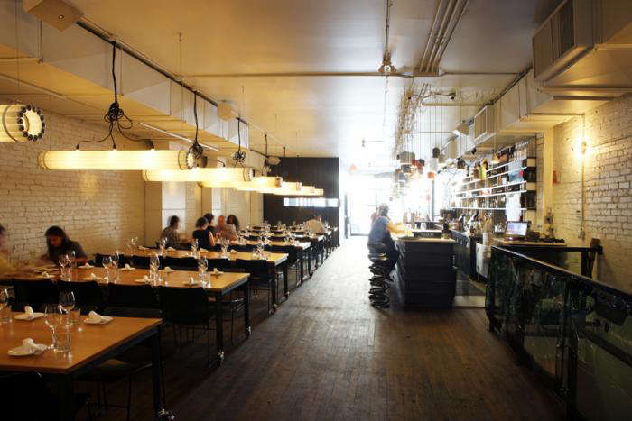 Controversy in Toronto Parts  Labour Restaurant  Club portrait 8