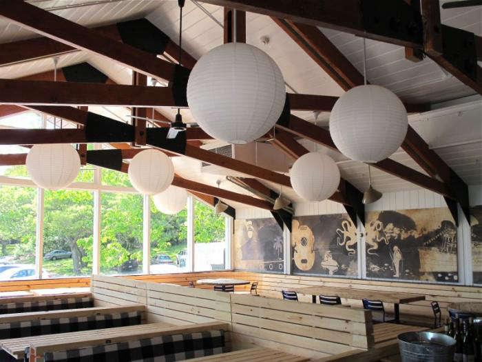 700 ruschmeyers dining room lanterns