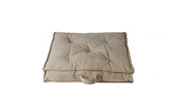700 tarpaulin terrace cushion in desert from toast