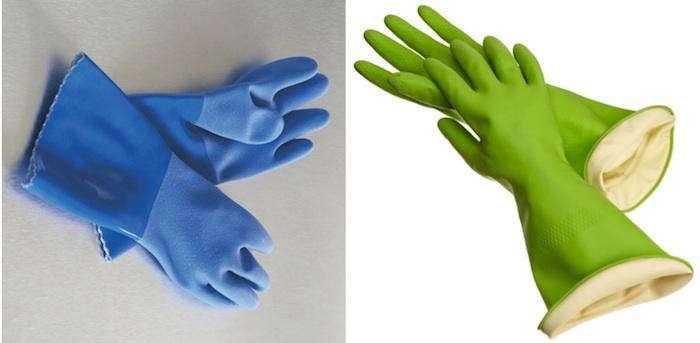 700 true blue gloves 10