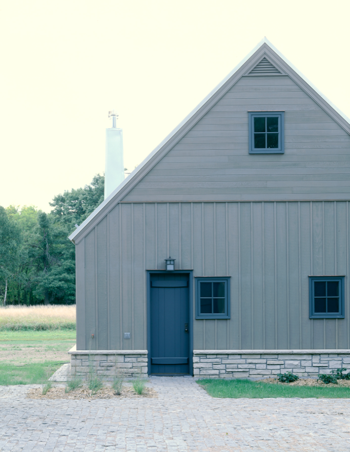 The Architect Is In A Utility Barn as Architectural Moment portrait 3
