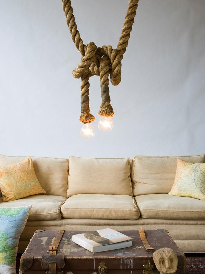 atelier 688 hanging rope light