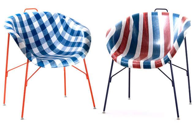 euphoria chairs checkered flag