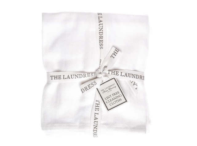 laundress lint free cleaning cloth