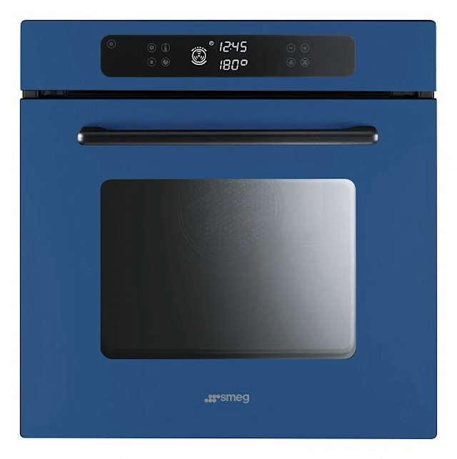 marc newson smeg blue oven