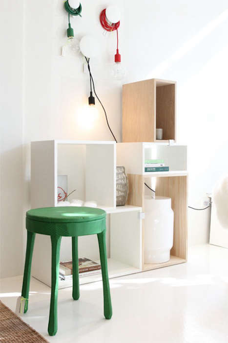 small spaces green sttol