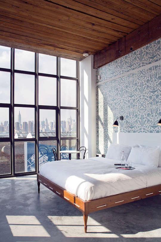 wythe hotel bedroom 10