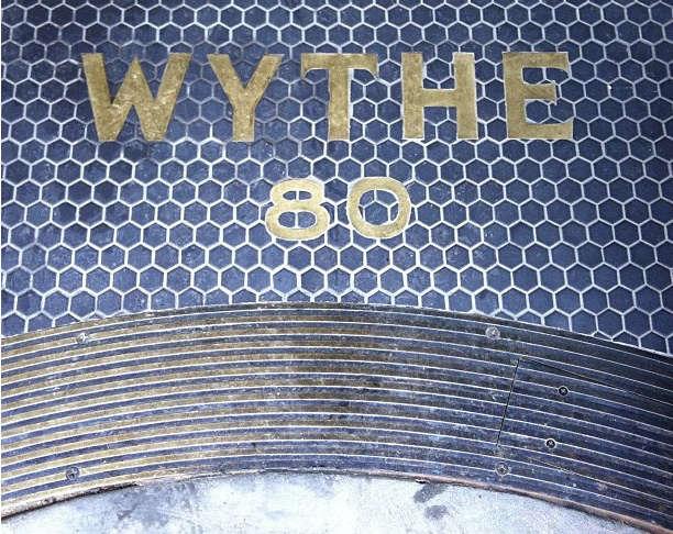 wythe tile entry