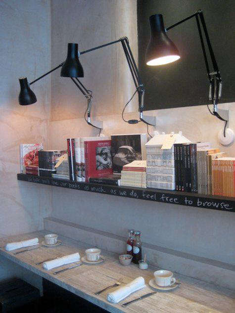 Restaurant Visit Machiavelli in London portrait 8