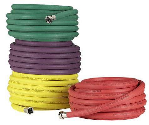 crate barrel garden hose