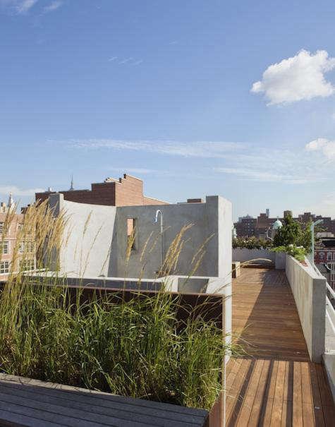 Architect Visit East Village Rooftop Garden by Pulltab AD portrait 7