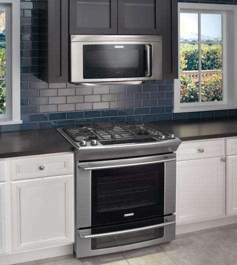 Appliances Electrolux Over the Range Microwave Oven Combo portrait 3