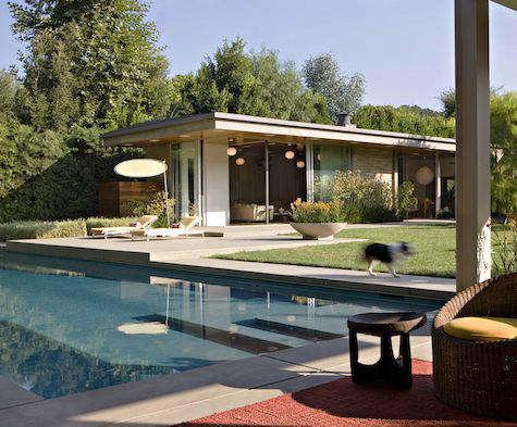 Architect Visit Bruce Bolander and Jamie Bush  Co in Los Angeles portrait 3