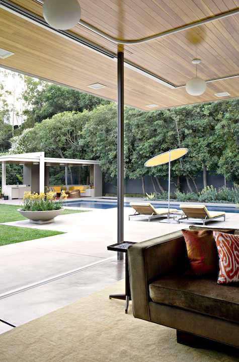 Architect Visit Bruce Bolander and Jamie Bush  Co in Los Angeles portrait 5