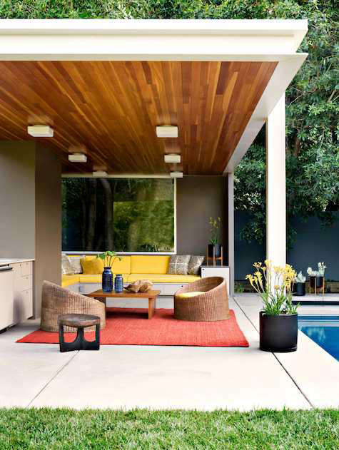 Architect Visit Bruce Bolander and Jamie Bush  Co in Los Angeles portrait 7